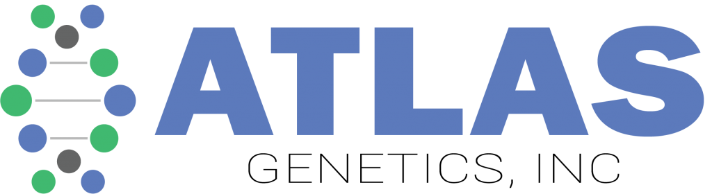 logo for Atlas Genetics, Inc.